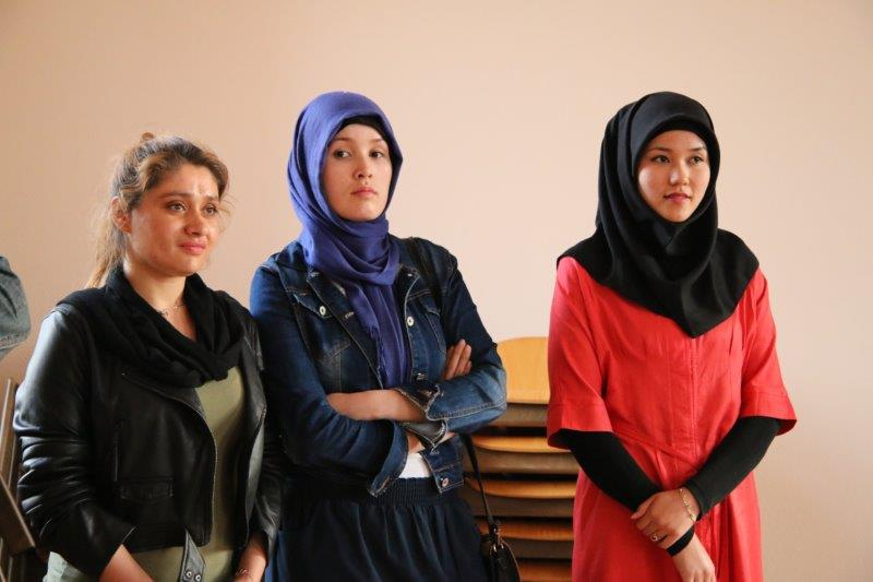 medaille trois afghanes photo 4