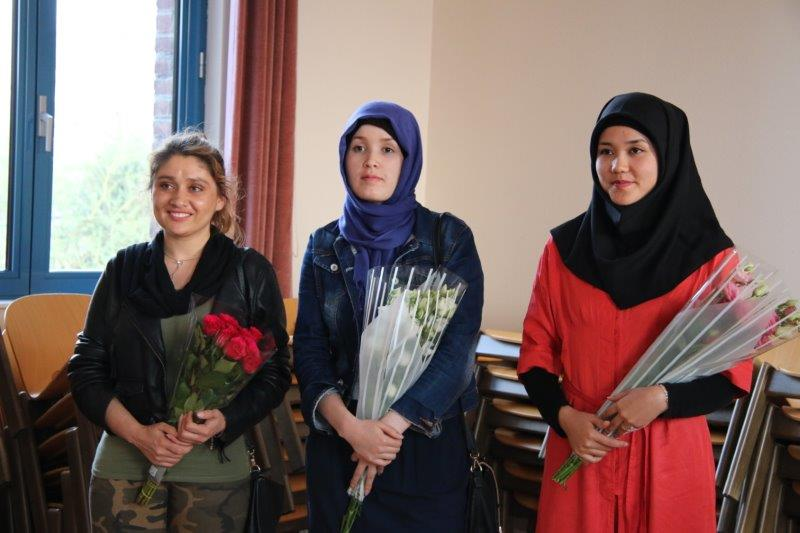 medaille trois afghanes photo 6