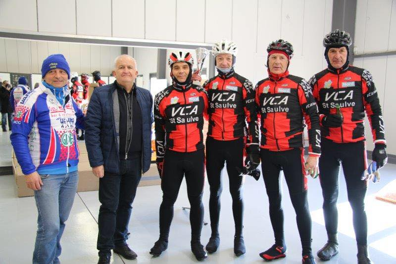 brevet cyclotouriste cyclo club haveluy photo 1