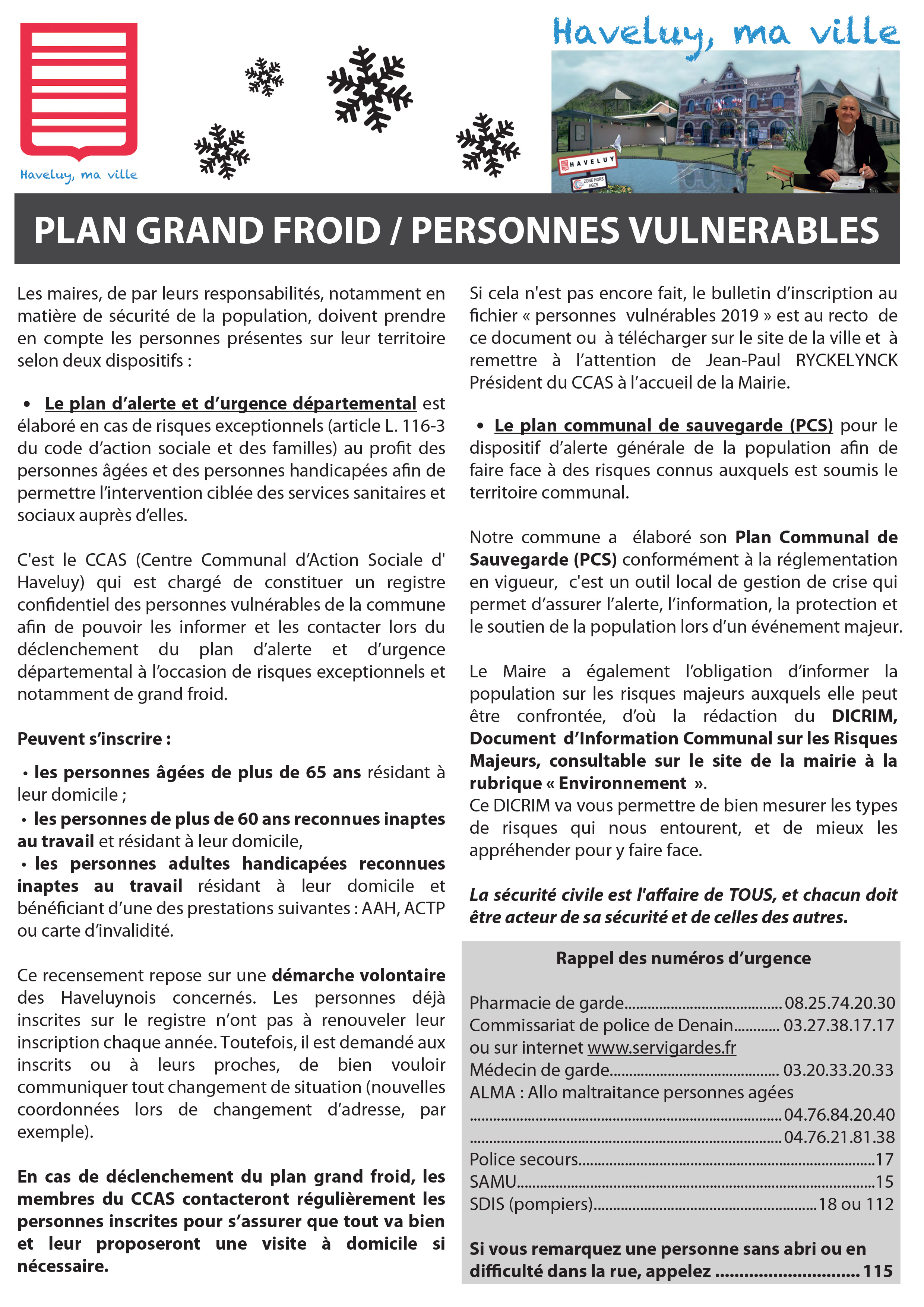 plan grand froid 2019