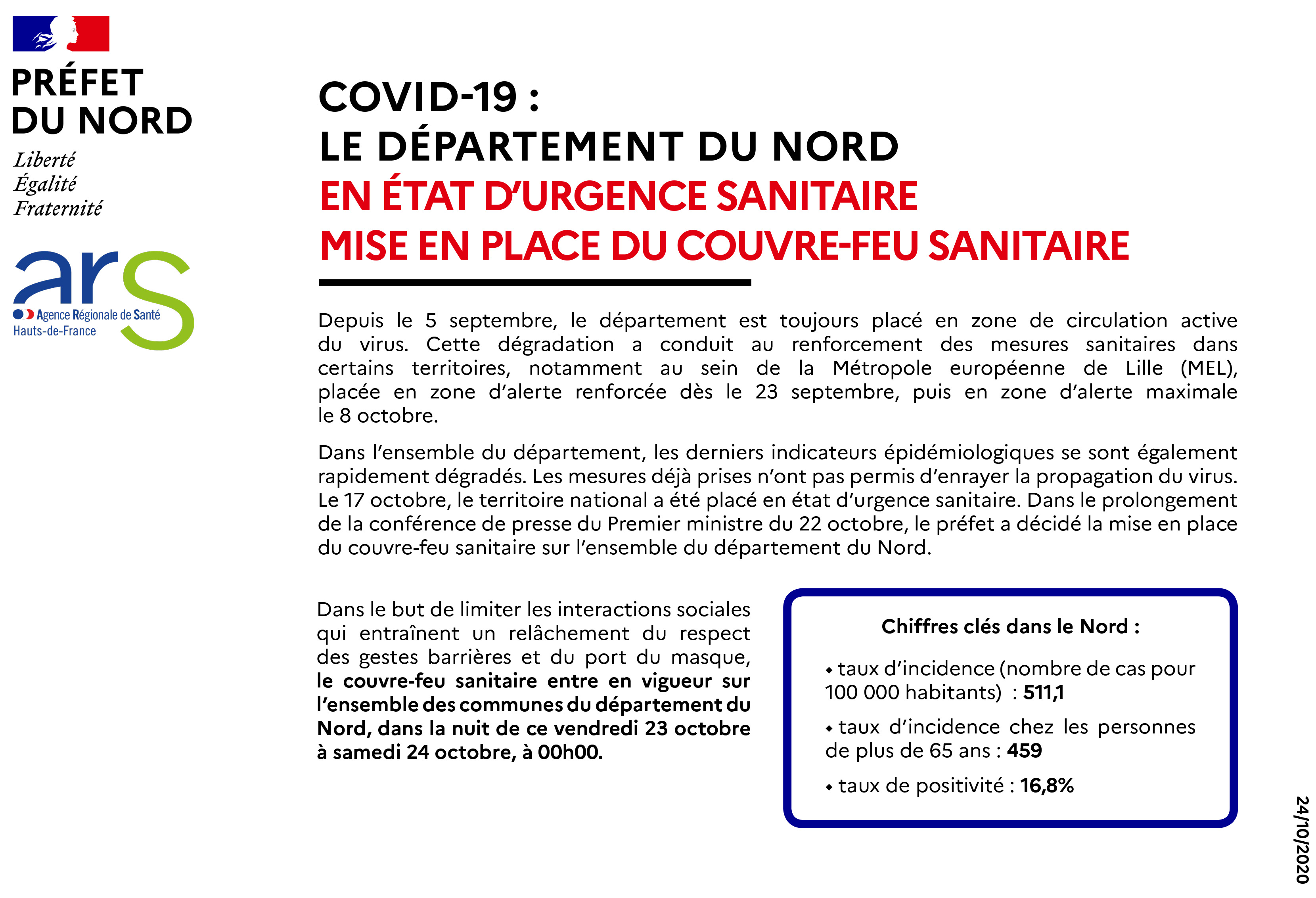 covid-19 departemen nord page 1